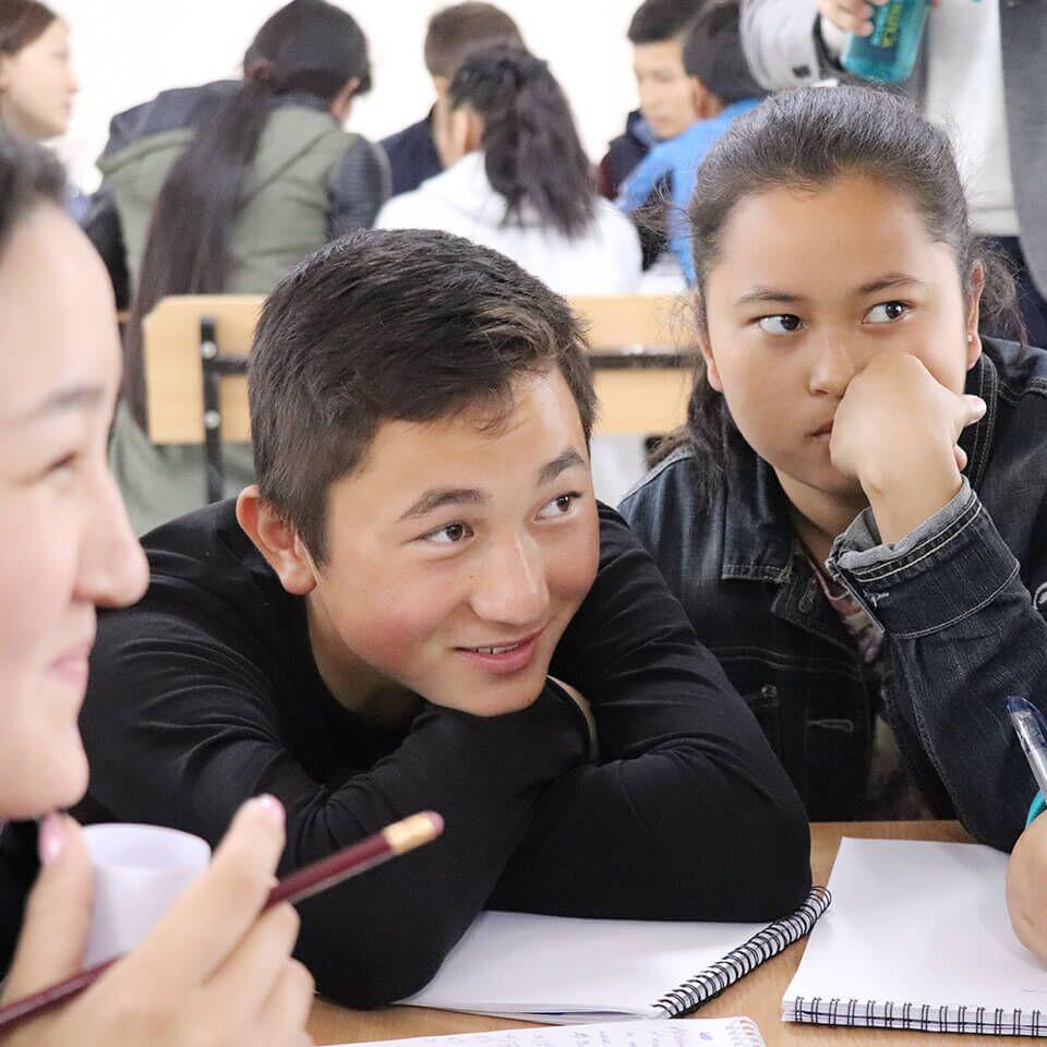 IDEA Central Asia